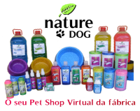 Nature Dog® - O Seu Pet Shop Virtual Natural