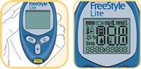 Monitor de Glicemia FreeStyle Lite