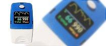 Oxímetro De Pulso Contec Med CMS-50C - Pronta Entrega