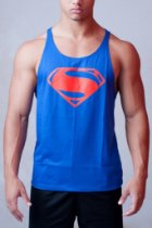 Regata Superman Blue