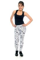 Calça Legging Light Estampada