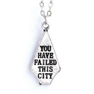 Colar Arrow - you have failed this city
