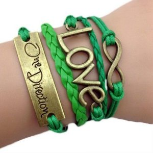 Pulseira One Direction love