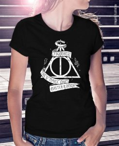 Camiseta Harry Potter - Masters of Death