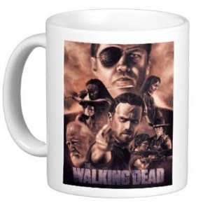 Caneca The Walking Dead - personagens 2