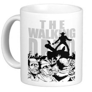 Caneca The Walking Dead - modelo 4