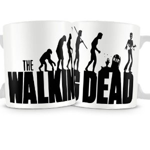 Caneca The Walking Dead - modelo 8