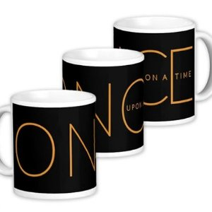Caneca Once Upon a Time - modelo 6