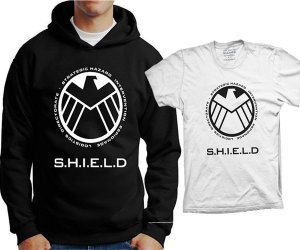 Camiseta Shield - S.H.I.E.L.D. (ou moleton)