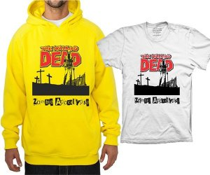 Camiseta The Walking Dead - Zombie Apocalypse