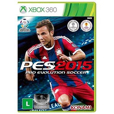 Pes 2015 - Xbox 360