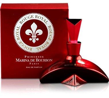 Perfume Rouge Royal 100ml EDP Feminino - Marina De Bourbon