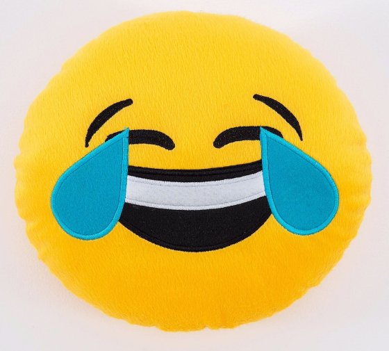 Emoji - Chorando de rir