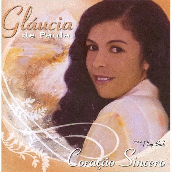 CD Coração Sincero - Gláucia de Paula