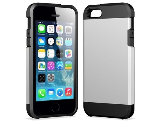 Capa Case Slim Armor Anti-impacto P/ Iphone  5/5s