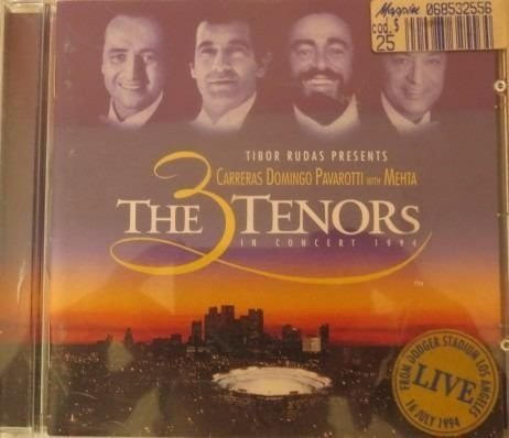 The 3 Tenors Inconcert 1994