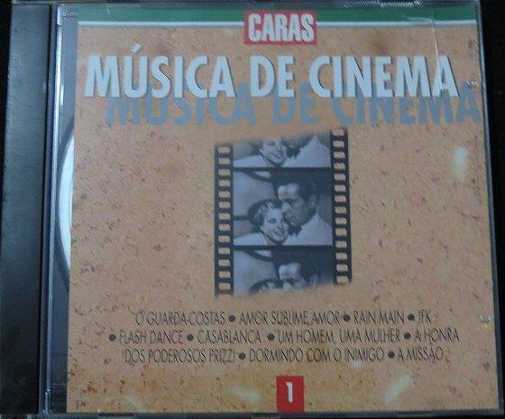 Caras - Música De Cinema Vol.1
