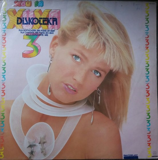 Disco de Vinil - Xou da Xuxa