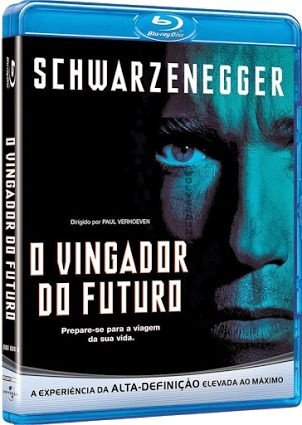 BLU RAY O VINGADOR DO FUTURO