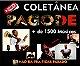 PEN DRIVE 8 GIGAS COLETÂNEA DE  PAGODE