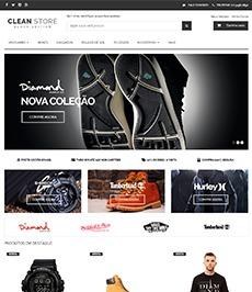 Clean Store Black