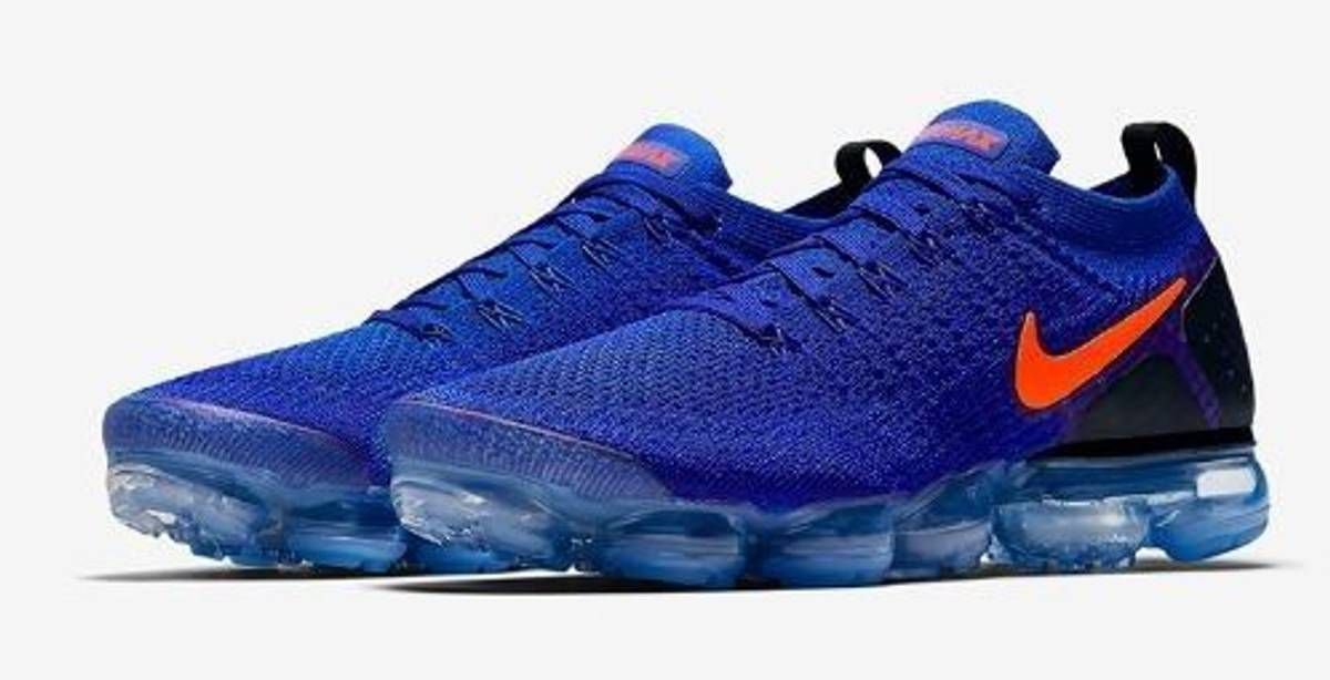13a04d8644 Tênis Nike Air Vapormax Flyknit Azul - Outlet zoom