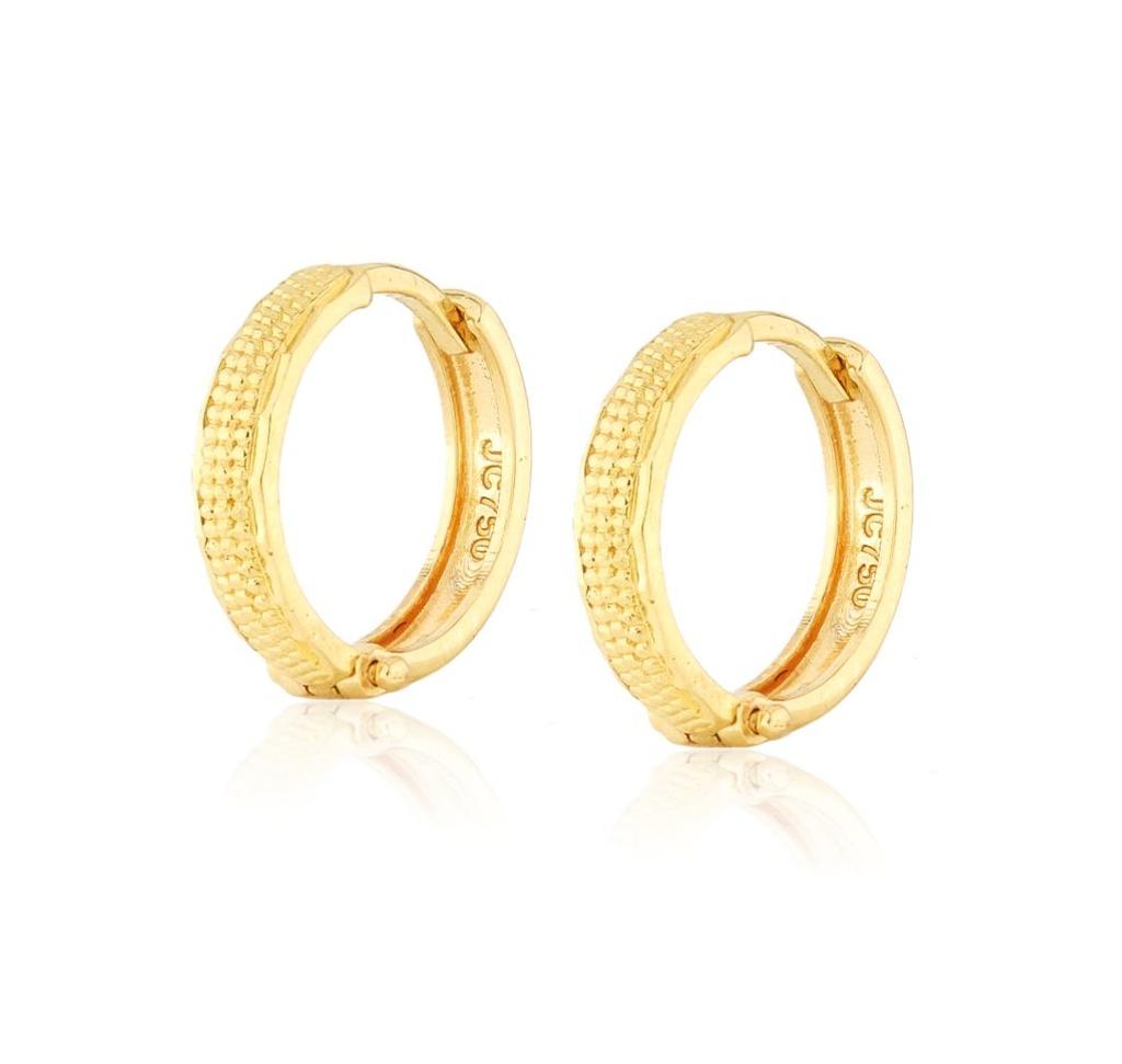 Piercing De Umbigo Em Ouro 18k Coração Com Zircônia 96432c9637
