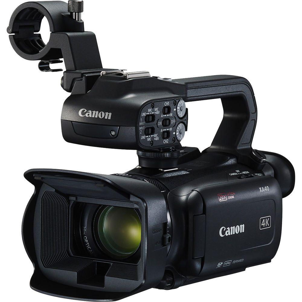 Comcorder Canon Xa40 Professional Uhd 4k Seegma Store Os Melhores Equipamentos De Audiovisual
