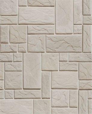 Papel de parede pedra mosaico renovando em um clique for Mosaico adesivo 3d