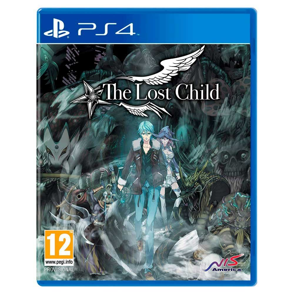 Jogo The Lost Child - Playstation 4 - Nis America