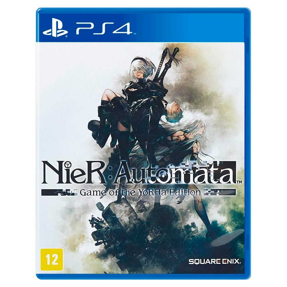Jogo Nier - Automata Game Of The Yorha Edition - Playstation 4 - Square Enix