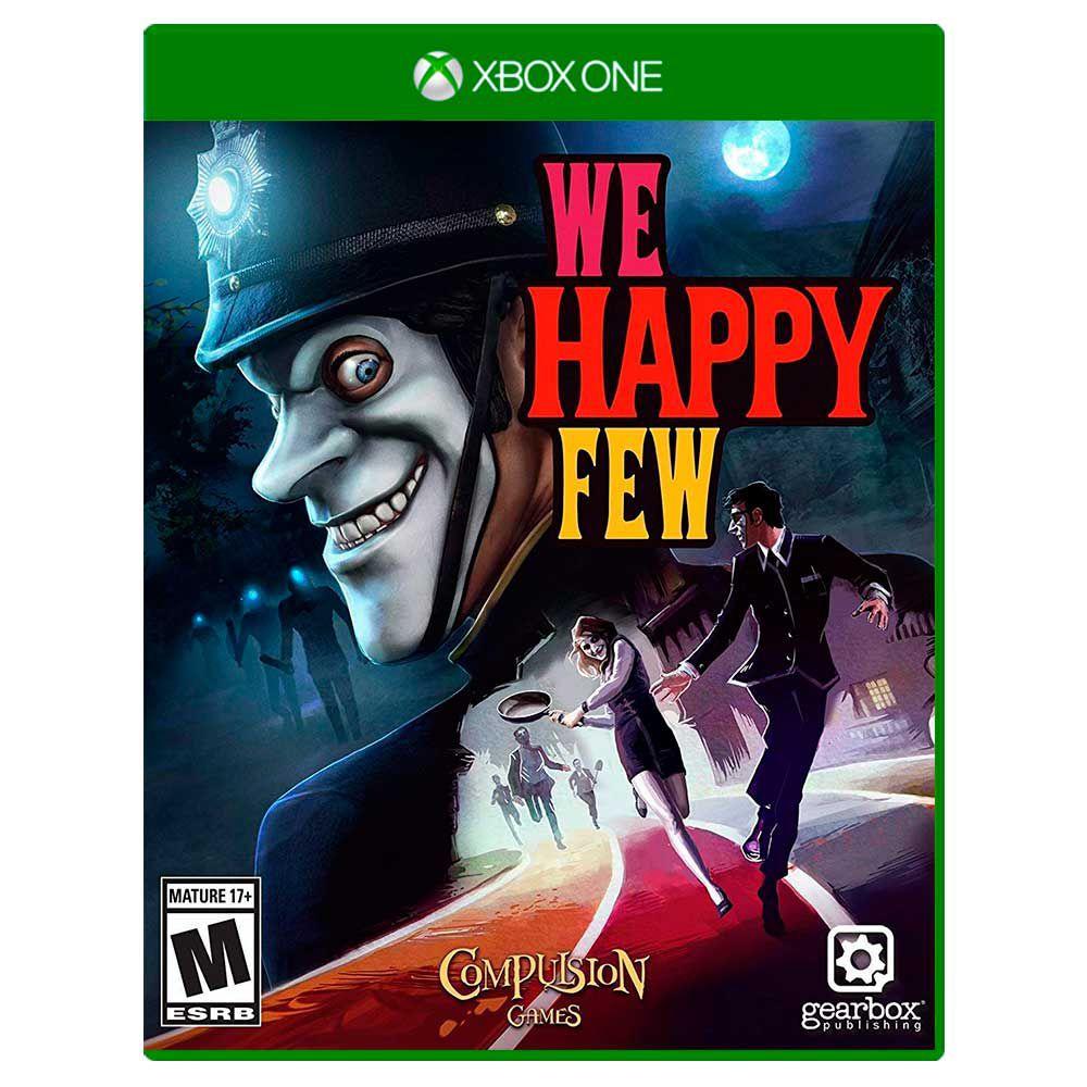 Jogo We Happy Few - Xbox One - Compulsion Games