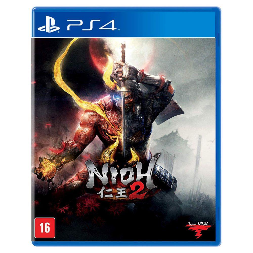 Jogo Nioh 2 - Playstation 4 - Sieb