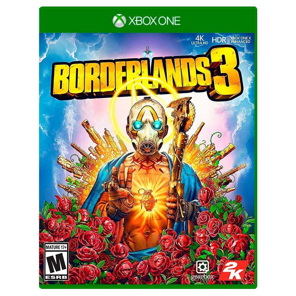 Jogo Borderlands 3 - Xbox One - 2k Games
