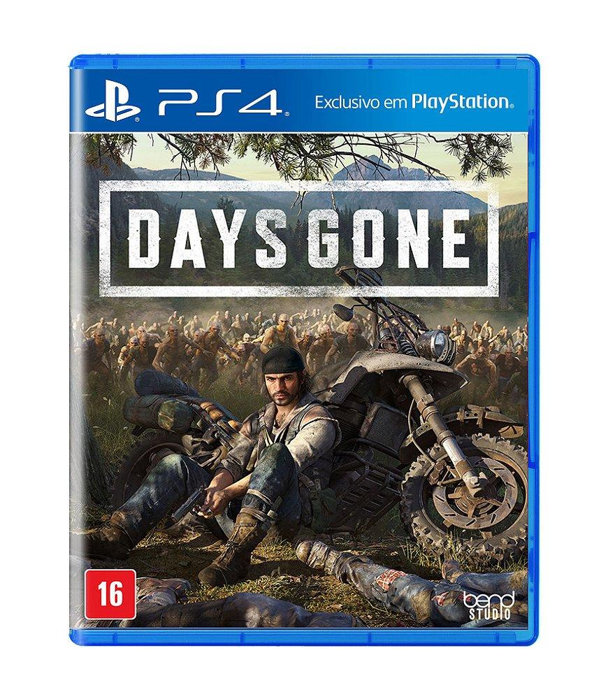Jogo Days Gone - Playstation 4 - Sieb