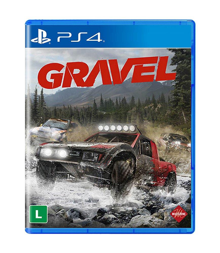 Jogo Gravel - Playstation 4 - Milestone