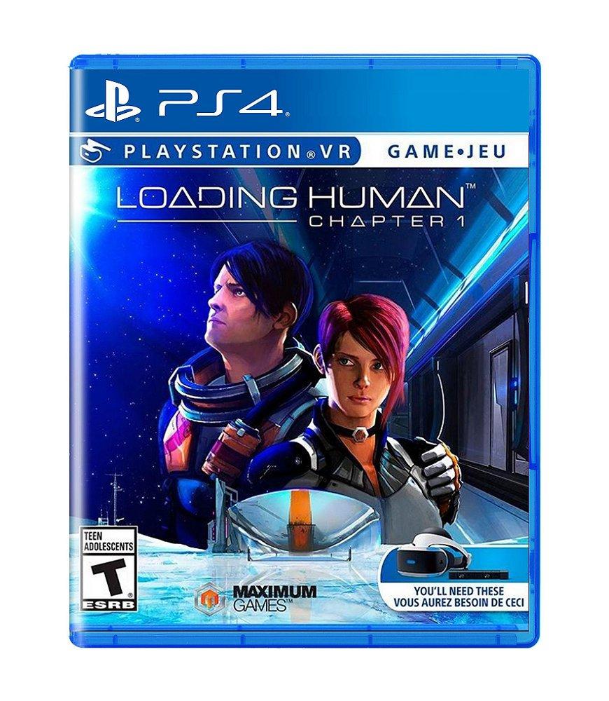 Jogo Loading Human - Playstation 4 - Maximum Games