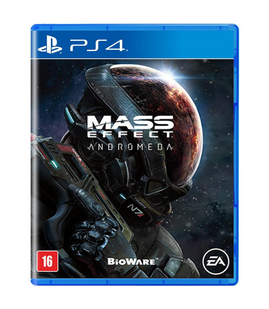 Jogo Mass Effect: Andromeda - Playstation 4 - Ea Games