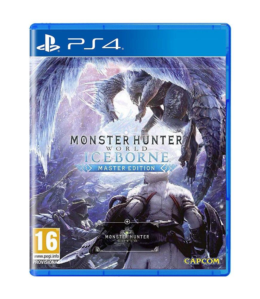 Jogo Monster Hunter: Iceborne - Playstation 4 - Capcom