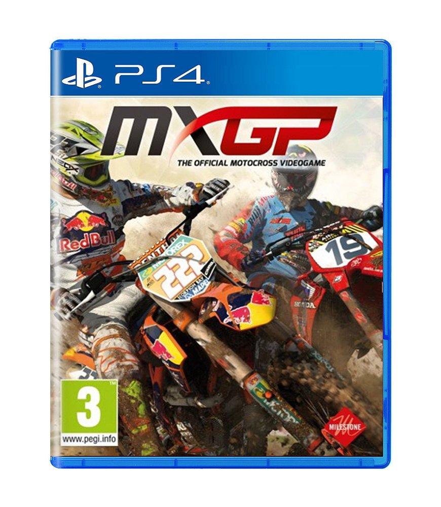 Jogo Mxgp - Playstation 4 - Bandai Namco Games
