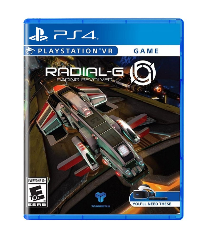 Jogo Racing Revolved - Playstation 4 - 2k Games