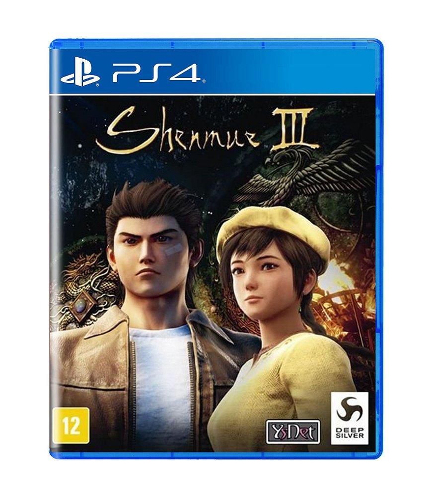 Jogo Shenmue Iii - Playstation 4 - Sega