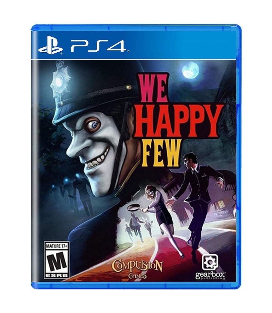 Jogo We Happy Few - Playstation 4 - Compulsion Games