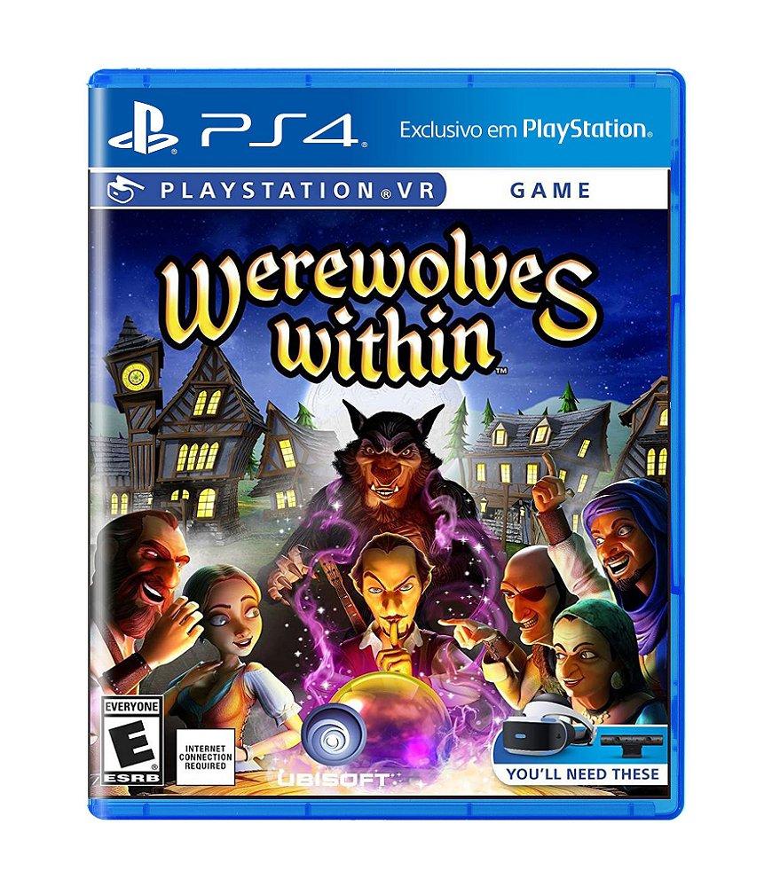 Jogo Werewolves Within - Playstation 4 - Ubisoft