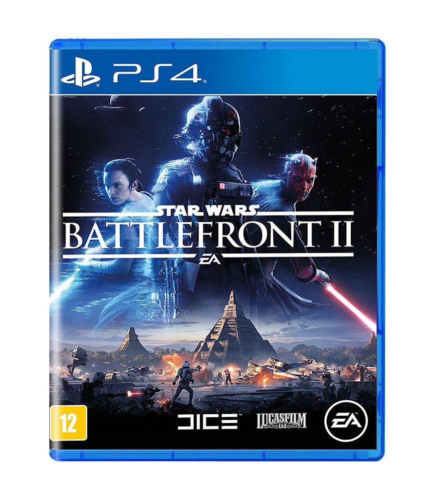 Jogo Star Wars Battlefront Ii - Playstation 4 - Ea Games