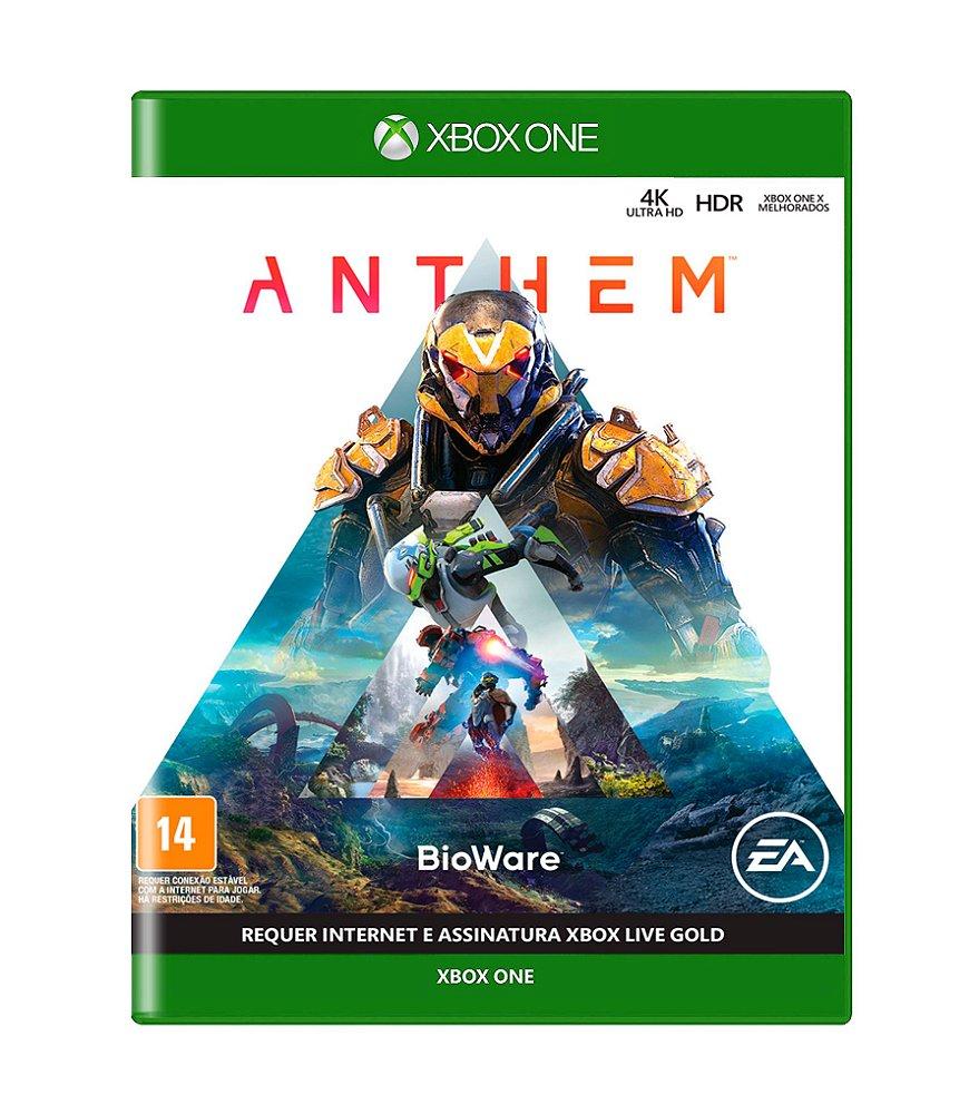 Jogo Anthem - Xbox One - Electronic Arts