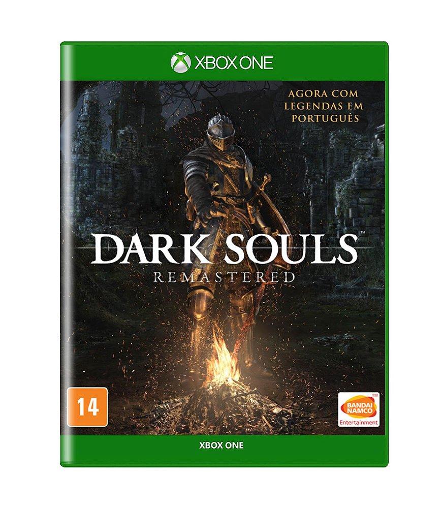 Jogo Dark Souls Remastered - Xbox One - Bandai Namco Games