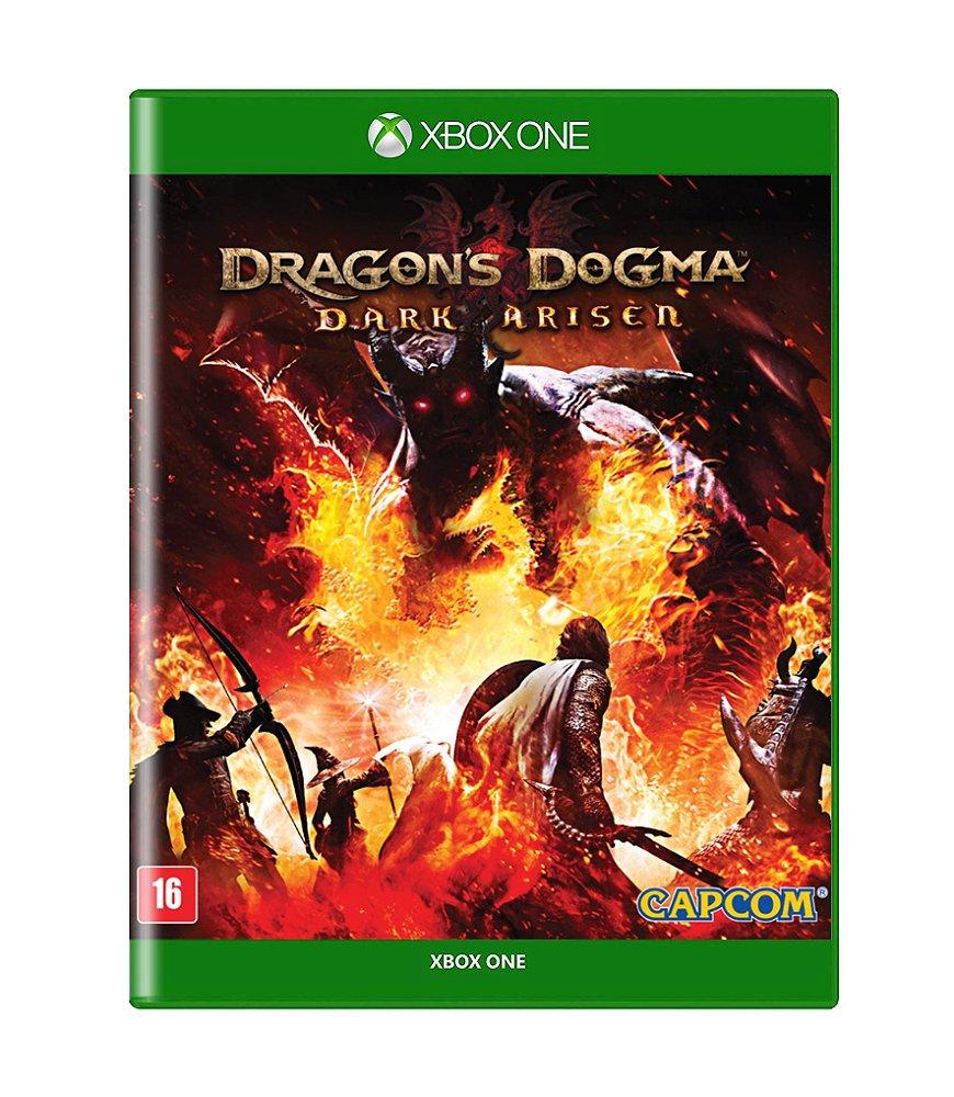 Jogo Dragon's Dogma Dark Arisen - Xbox One - Capcom