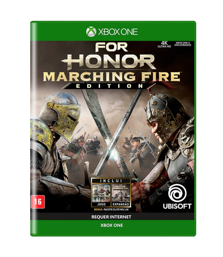 Jogo For Honor Marching Fire Edition - Xbox One - Ubisoft