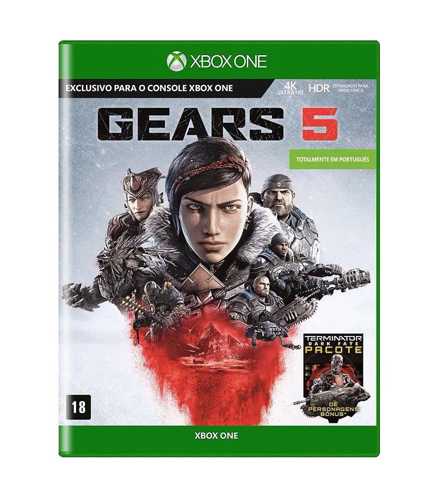 Jogo Gears Of War 5 - Xbox One - Microsoft